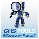 référencement progressif avec GHS TOOLS
