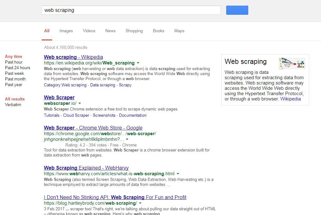 Web Scraping : Comment Scraper le Web avec le langage PHP
