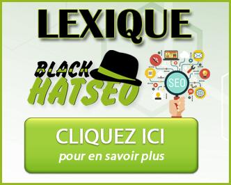 Lexique Black Hat SEO